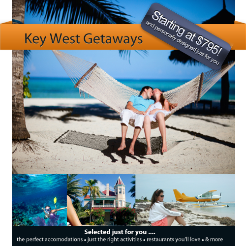Key West Getaways - Starting at $795.00!